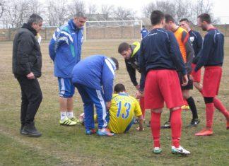 Povrede su sastavni deo u pripremnim utakmicama | Foto: Vlastimir Jankov