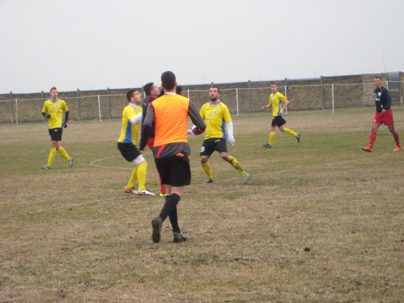 Sa utakmice u Nadalju između Bečejaca i Velikoselaca | Foto: Vlastimir Jankov