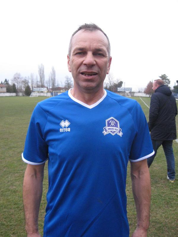 Adil Husanović je posle 38 godina poneo dres matičnog i presudio dojučerašnjem klubu | Foto: Vlastimir Jankov