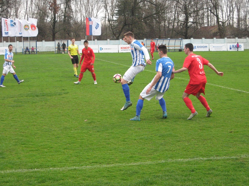 Mladen Kovačević nije postigao gol, ali je asistirao kod dva | Foto: Vlastimir Jankov