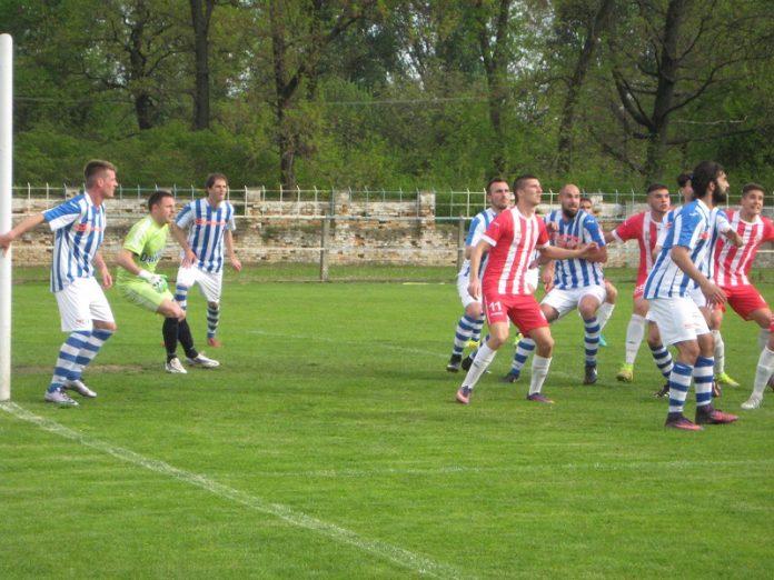 Sa lanjske finalne kup utakmice Bečejaca i Subotičana | Foto: Vlastimir Jankov