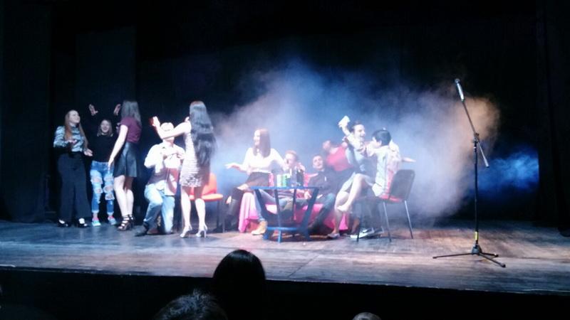 Oduševili publiku izvođenjem uvek aktuelnog komada | Foto: Olga Popović