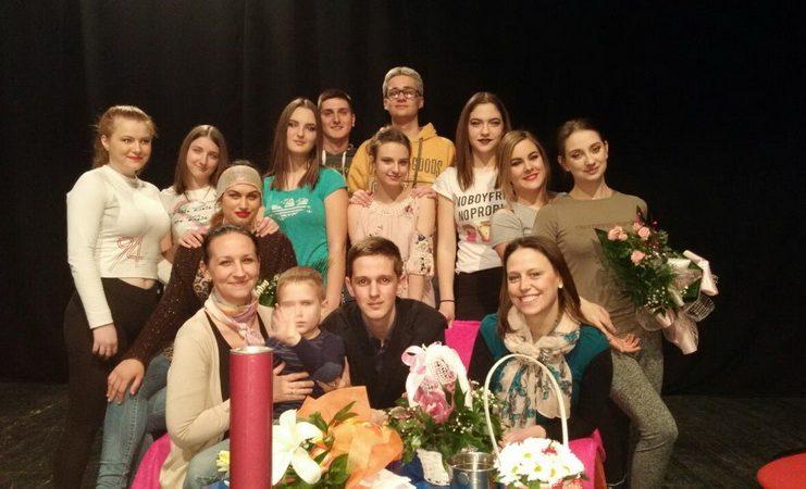 Nakon uspešne premijere | Foto: Olga Popović