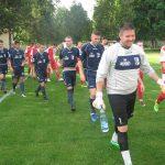 Fudbaleri Vojvodine i Jedinstva pred jednu od ranijih utakmica | Foto: Vlastimir Jankov