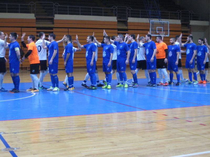 Bečejski futsaleri su u Apatinu uknjižili 14. pobedu u nizu   Foto: Vlastimir Jankov