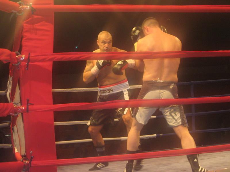 Boban Filipović je našao motiv da se vrati na ring | Foto: Vlastimir Jankov
