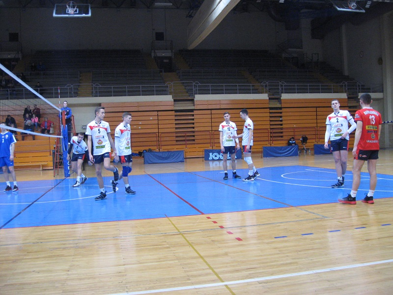 Oni su izneli teret poslednje utakmice   Foto: Vlastimir Jankov