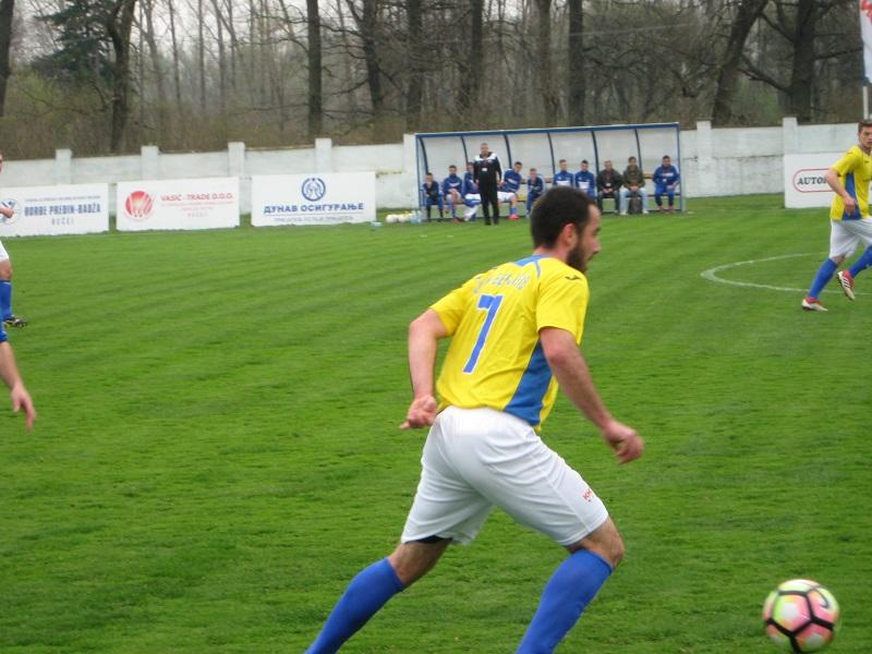 Dejan Rahić je jesenas na 15 utakmica postiga dva, a ovog proleća već tri gola | Foto: Vlastimir Jankov