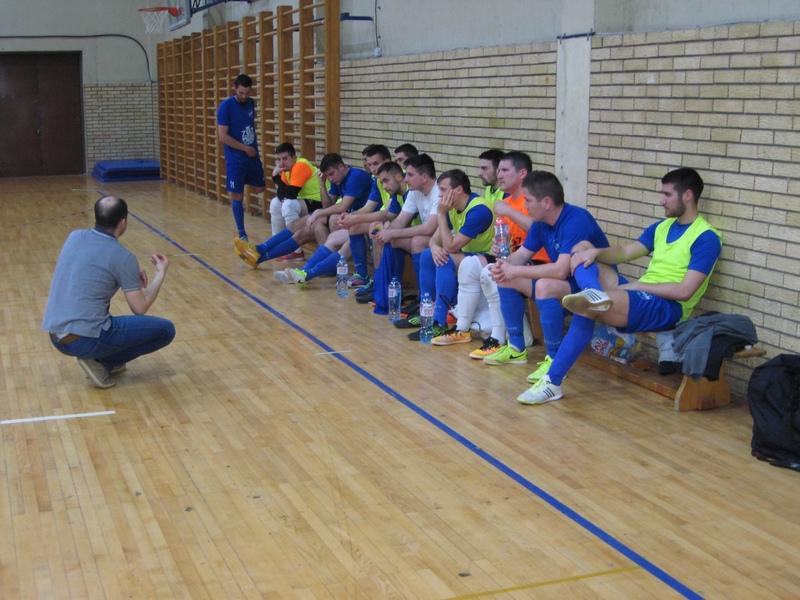 Dogovor u pauzi između dva dela utakmice je urodio plodom | Foto: Vlastimir Jankov