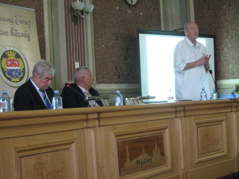 Na kraju je Erne Lazar održao predavanje na temu: Veštine upravljanja novcem   Foto: Vlastimir Jankov