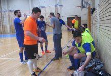 Futsaleri Bečeja pred overom statusa drugoligaša | Foto: Vlastimir Jankov