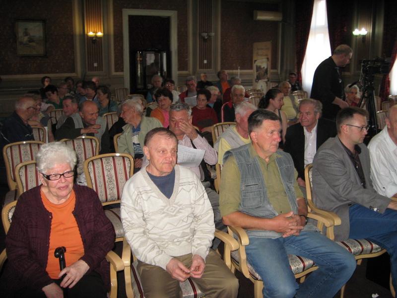 Sa godišnje skupštine bečejskih šećeraša   Foto: Vlastimir Jankov