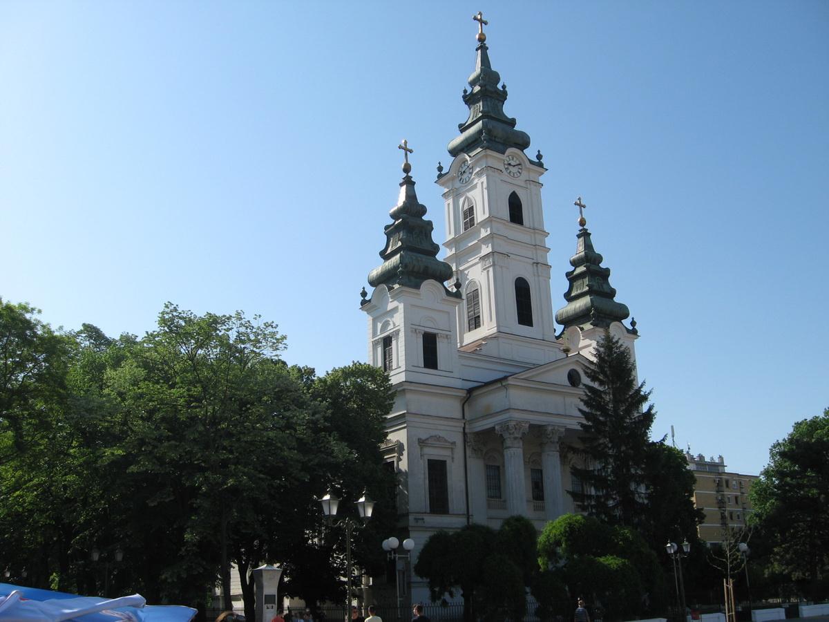 Ove godine hram Svetog velikomučenika Georjija u Bečeju obeležava 160. rođendan | Foto: Vlastimir Jankov