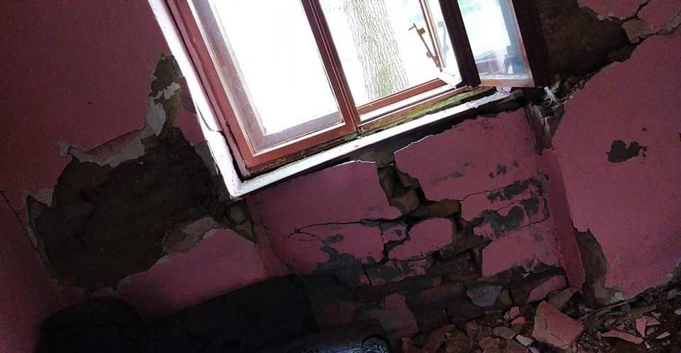 Šteta na porodičnoj kući nije zanemarljiva | Foto: M.F.