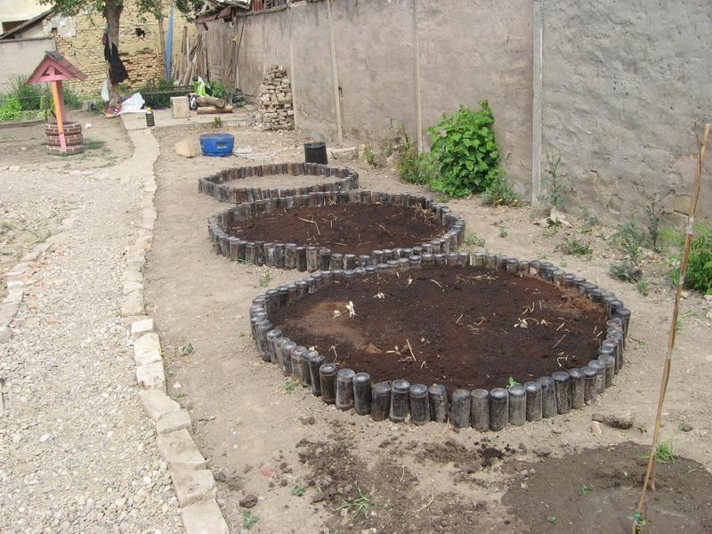 "Deo vrta u ŠOSO ""Bratstvo"" | Foto: Vlastimir Jankov"