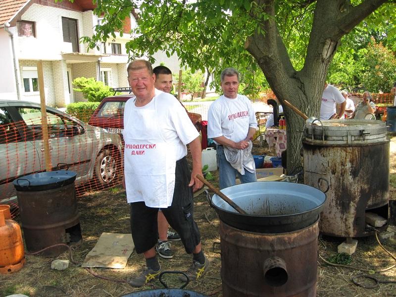 Pera Ječanski je bio intedant za gastronome   Foto: Vlastimir Jankov
