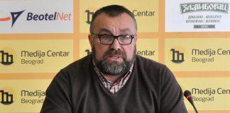 Stefan Cvetković | Foto: Medija centar Beograd