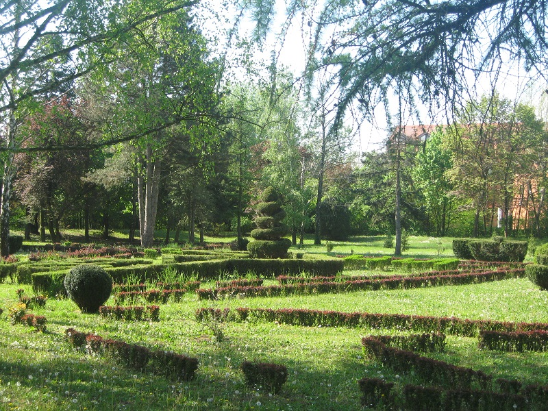 Goranski park je jedna od reprezentativnih eko zajednica u Bečeju | Foto: Vlastimir Jankov