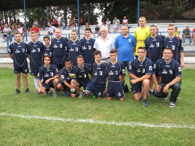 Kadeti Vojvodine su prvaci međuopptinske lige u svom uzrastu | Foto: Vlastimir Jankov