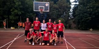 Tim trenera koji je lane radio s učesnicima kampa