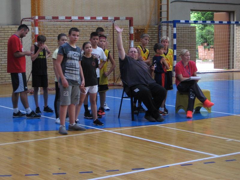 Treneri sa učesnicima kampa | Foto: Vlastimir Jankov