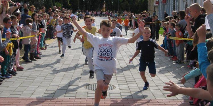 Mali školarci su promoteri akcije BEST | Foto: Vlastimir Jankov