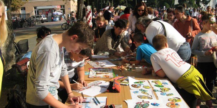 Kreativne radionice nisu izostale | Foto: Vlastimir Jankov
