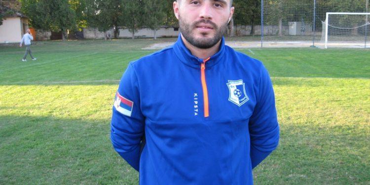 Trener Vojvodine Lazar Dabižljević računa na sigurna tri boda protiv Panonije   Foto: Vlastimir Jankov