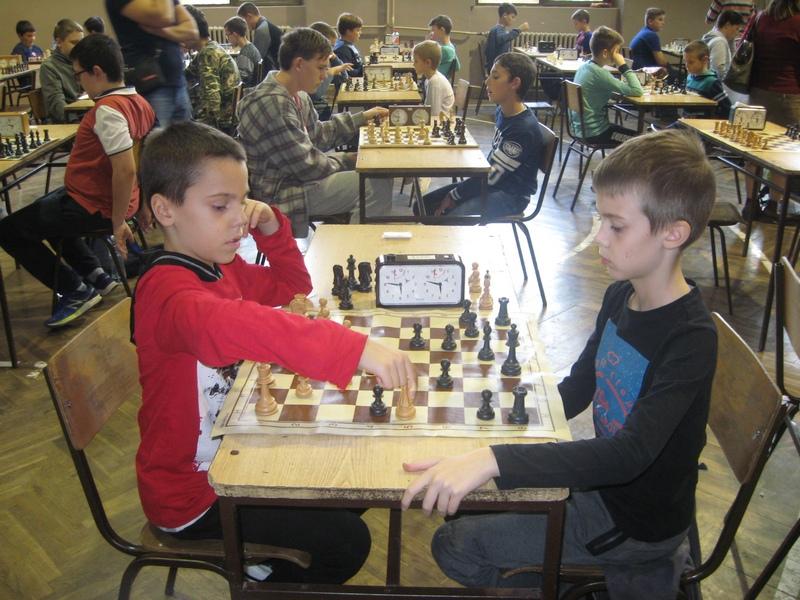 Bez obzira na uzrast, deca su pokazala kvalitetne igre | Foto: Vlastimir Jankov