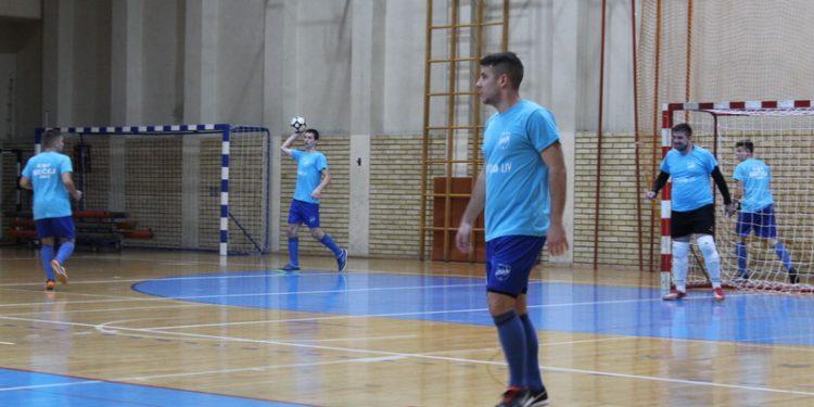 Futsaleri Bečeja završavaju prvenstvenu polusezonu u Beogradu | Foto: Vlastimir Jankov