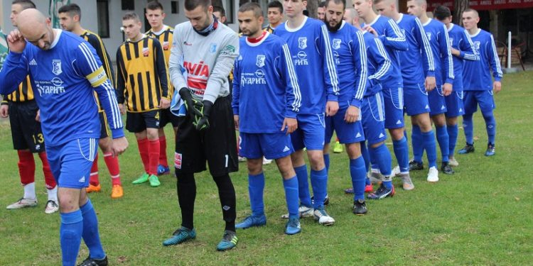 Startna postava Vojvodine pred utakmicu sa Nadaljčanima | Foto: Vlastimir Jankov