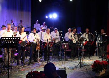 """Gradski orkestar """"BEUS"""" premijerno pred Bečejcima   Foto: Vlastimir Jankov"""