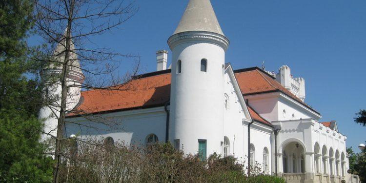 Dvorac Bogdana Dunđerskog bez obzira na vreme uvek spremno dočekuje goste | Foto: Vlastimir Jankov