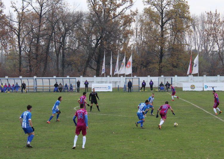 Najvećim delom se igralo na sredini terena | Foto: Vlastimir Jankov