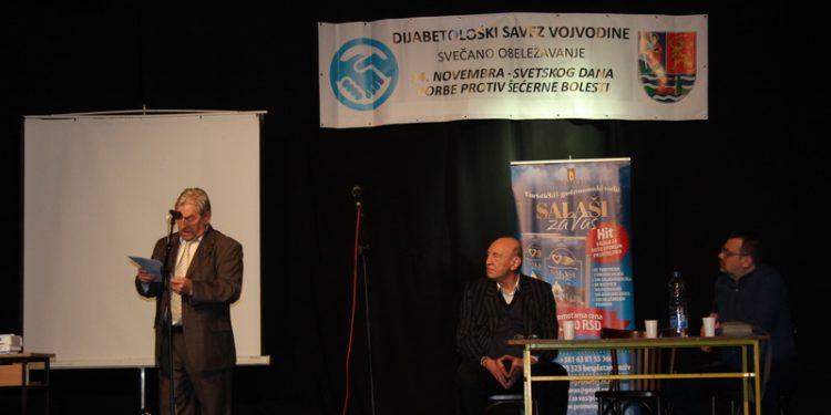 Radoslav Ivanović je pozdravio prisutne u ime organizatora skupa | Foto: Vlastimir Jankov