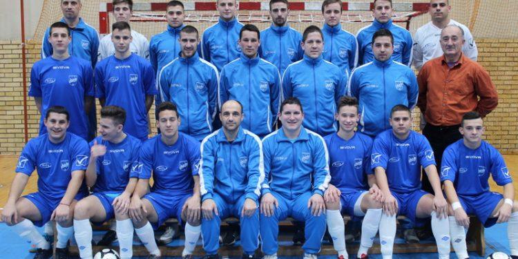Seniorski i omladinski pogon futsalera Bečeja