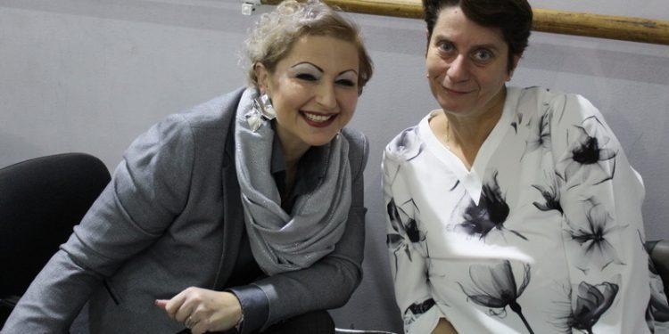 Tijana Grujić i Borislava Beba Perić Ranković | Foto: Vlastimir Jankov