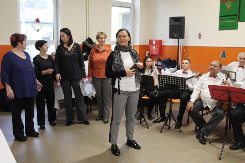 Katarina Glavaški je pozdravila drage goste i zahvalila im se na gestu | Foto: Vlastimir Jankov