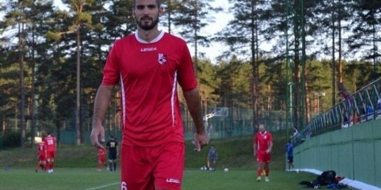 Miloš Živković treba donese iskustvo bečejskoj odbrani | Foto: Južne vesti