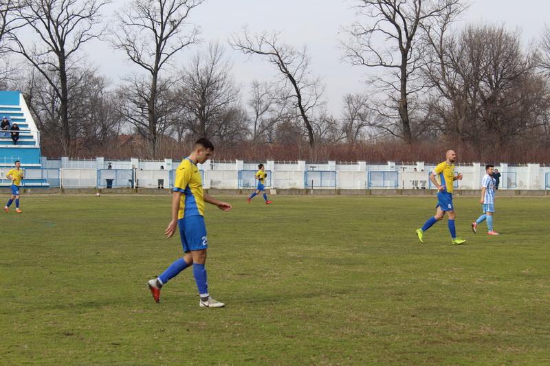 Ilija Erdeljan je bio strelac jedinog gola protiv Subotičana | Foto: Vlastimir Jankov