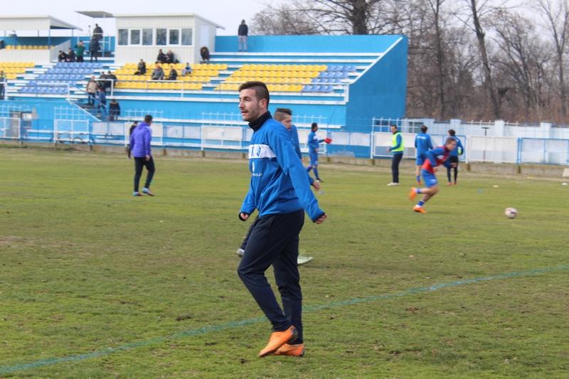 Mehmed Avdić je u pripremnim utakmicama pokazao kvalitet   Foto: Vlastimir Jankov