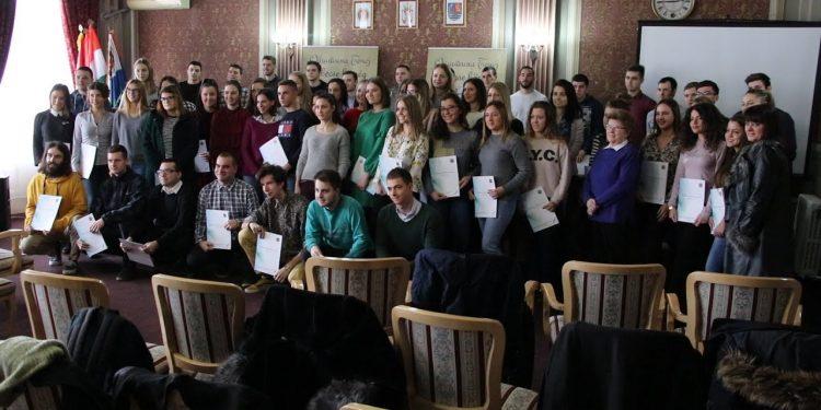 Sa prošlogodišnjeg potpisivanja ugovora o stipendijama za studente