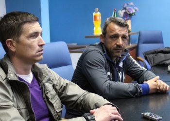 Dušan Bajić i Neško Milovanović će se sresti još jedanput u plej autu | Foto: Vlastimir Jankov