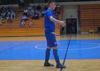 Srđan Golub je postigao u Požarevcu četiri gola   Foto: Vlastimir Jankov