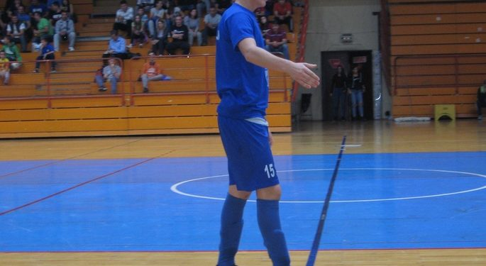 Srđan Golub je postigao u Požarevcu četiri gola | Foto: Vlastimir Jankov