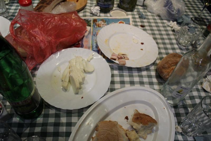Na kraju su ostali, gotovo, prazni tanjiri