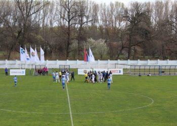 Ovako je počela utakmica između Bečejaca i Novopazaraca | Foto: Vlastimir Jankov
