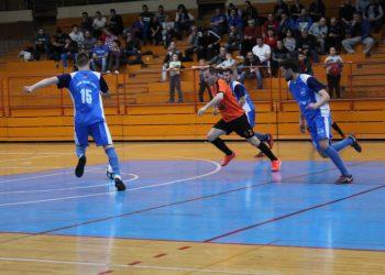 Sa utakmice Bečej – Zufo | Foto: Vlastimir Jankov