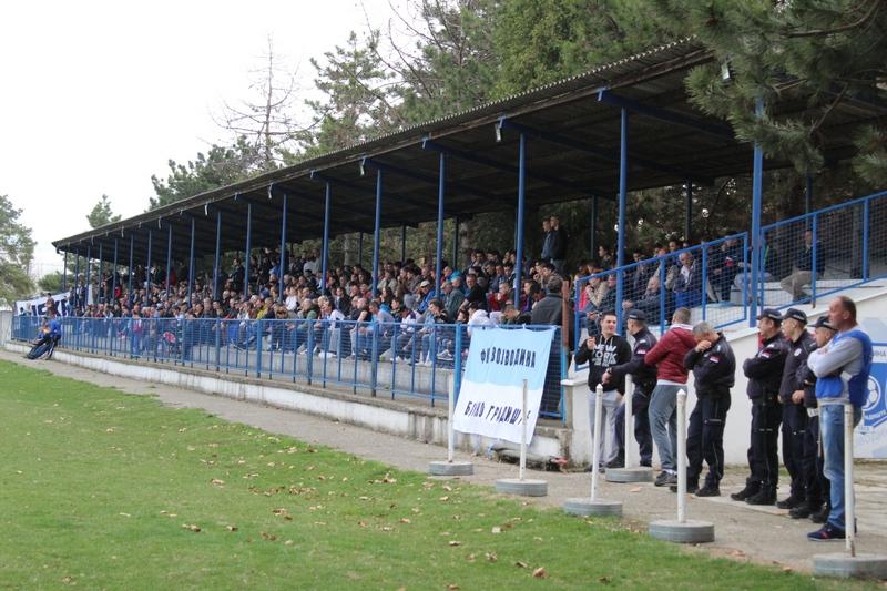Tribine stadiona u Bačkom Gradištu bile su pune | Foto: Vlastimir Jankov