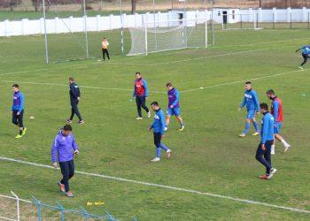 Vrednim radom na treninzima, do bolje igre na utakmicama | Foto: Vlastimir Jankov